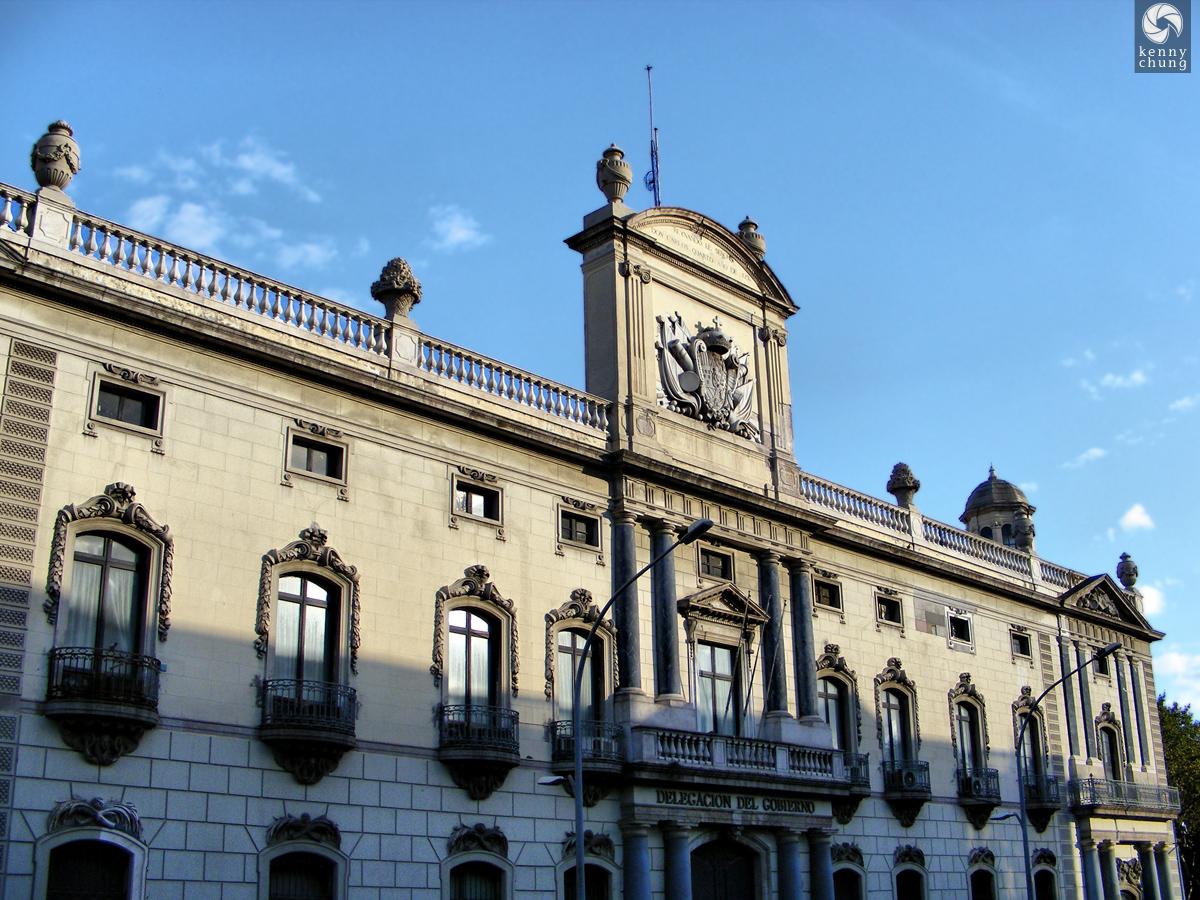Delegacion del Gobierno en Cataluña