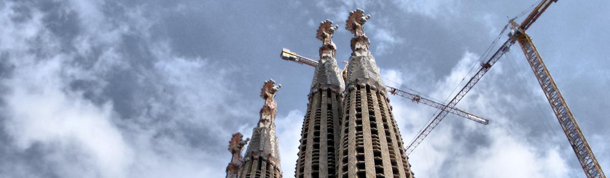 La Sagrada Família (Exterior)