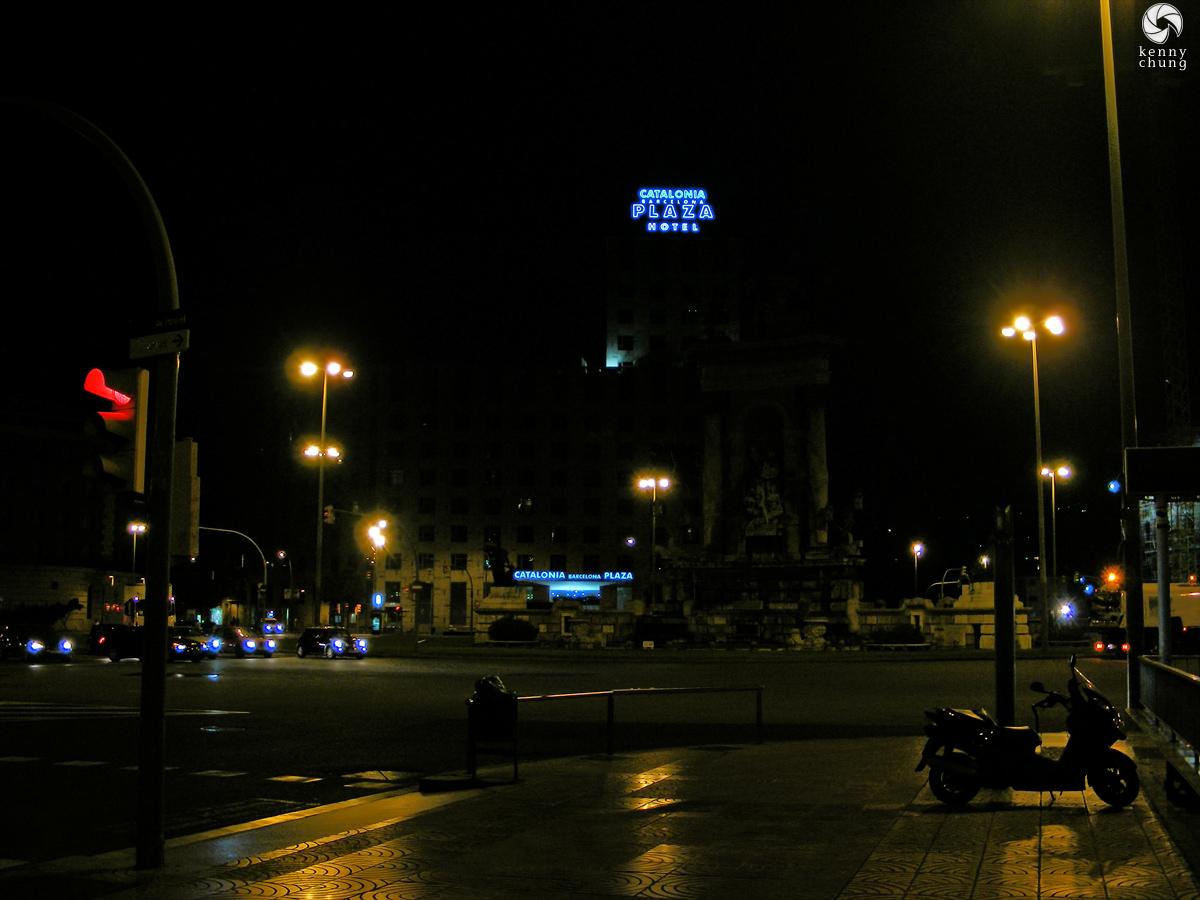 Plaça d'Espanya Catalonia Plaza Hotel