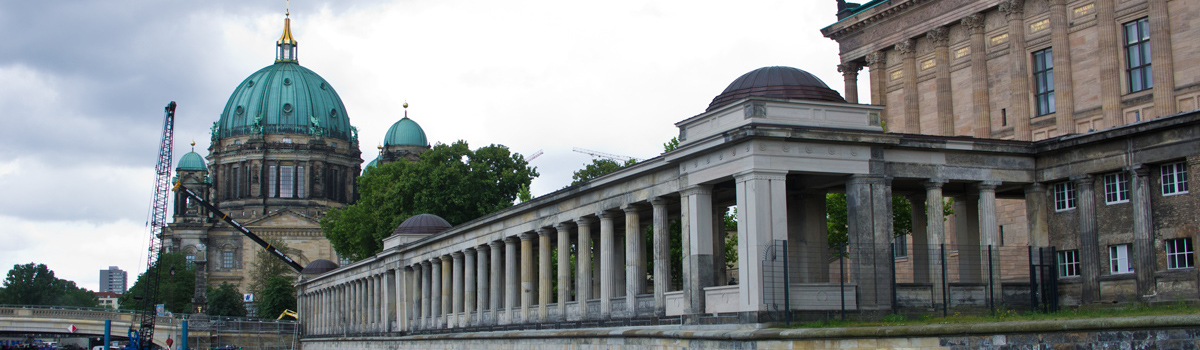 Museum Island (Museumsinsel) and Boat Tour