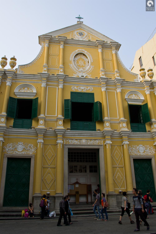 St. Dominic's Church in Macau