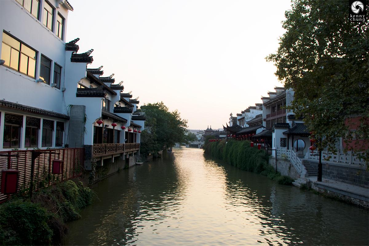 Quinhuai River Fuzimiao