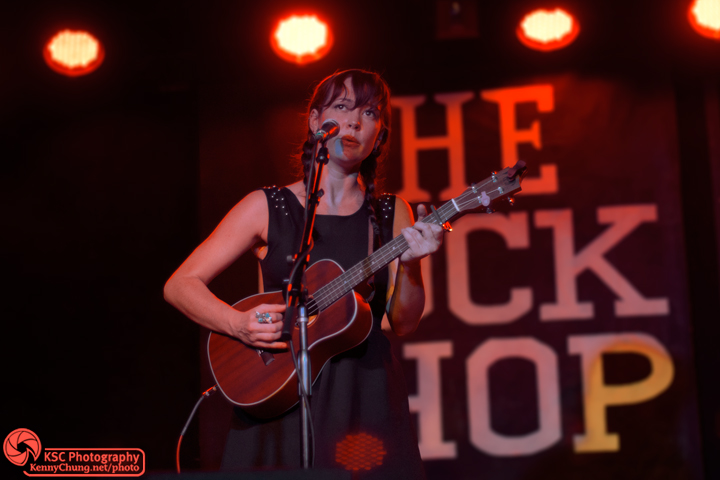 Amanda Shires at The Rock Shop Brooklyn