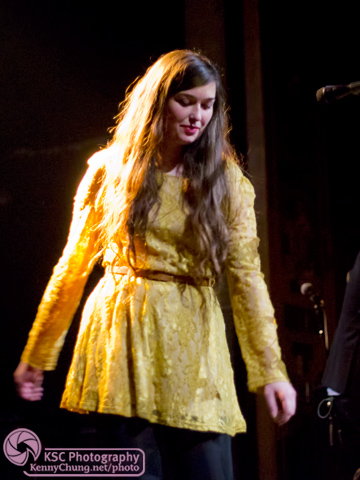Madelin Follin of Cults at Webster Hall