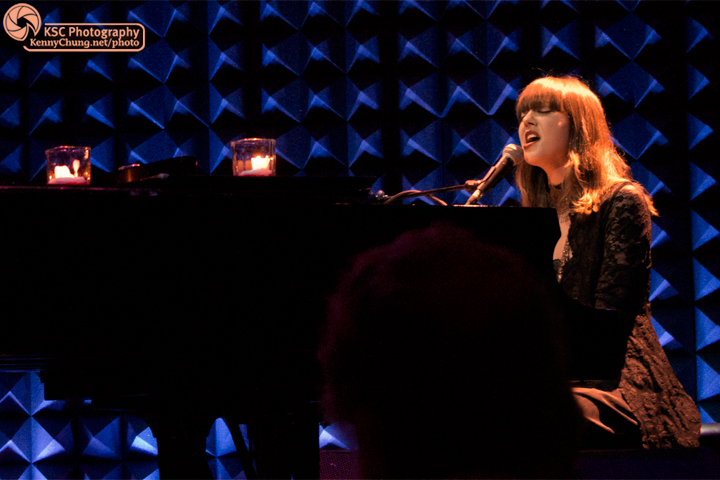 Diane Birch at Joe's Pub, livestreaming.