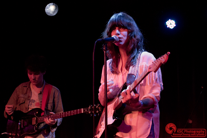Eleanor Friedberger at The Bell House