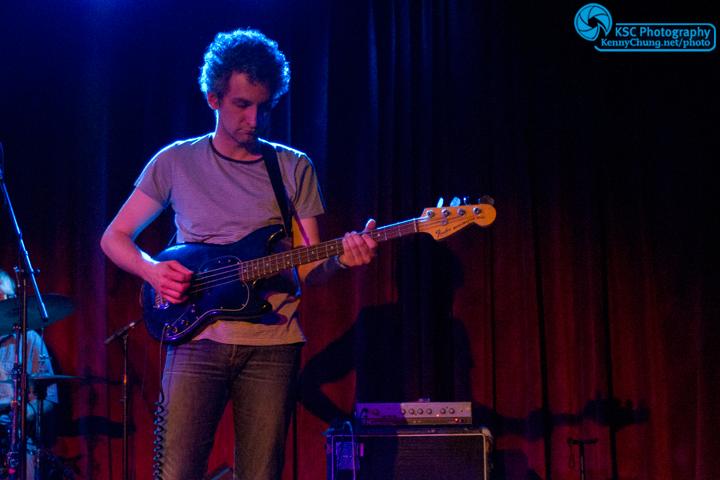 Eleanor Friedberger's bassist