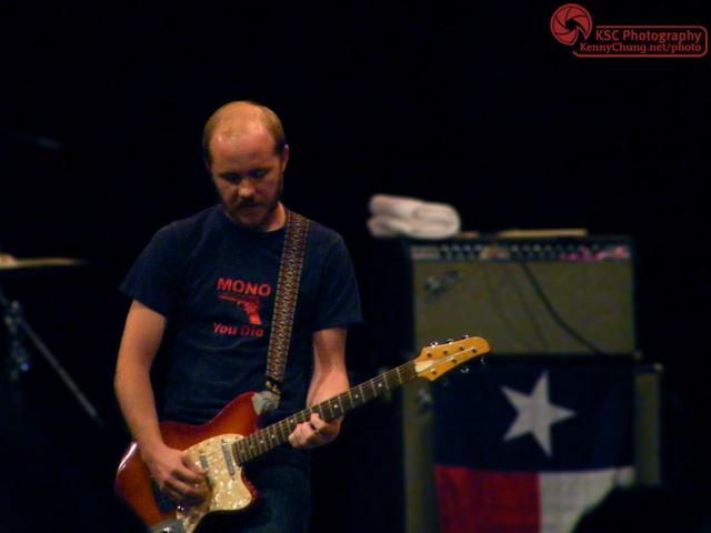 EITS guitarist Michael James