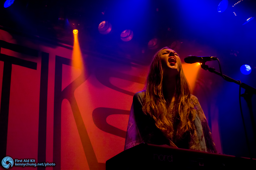 First Aid Kit at Music Hall of Williamsburg
