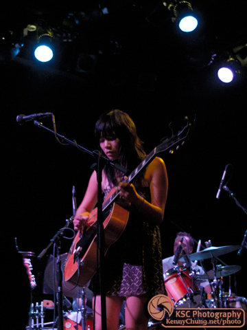 Thao Get Down Stay Down Music Hall Williamsburg