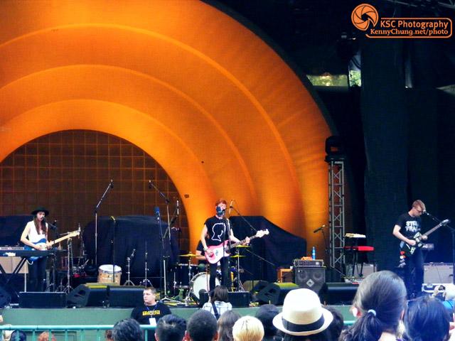 Holly Miranda at Prospect Park