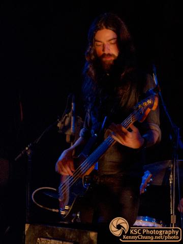 Black Sea bassist Jeremy Kay