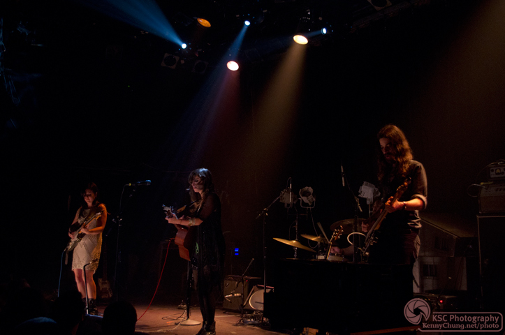 Nicole Atkins and the Black Sea at Music Hall of Williamsburg