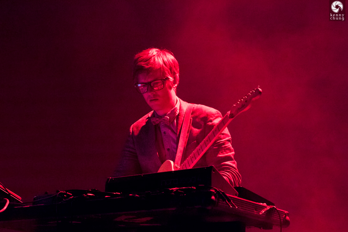 J. Willgoose, Esquire of Public Service Broadcasting at Bowery Ballroom