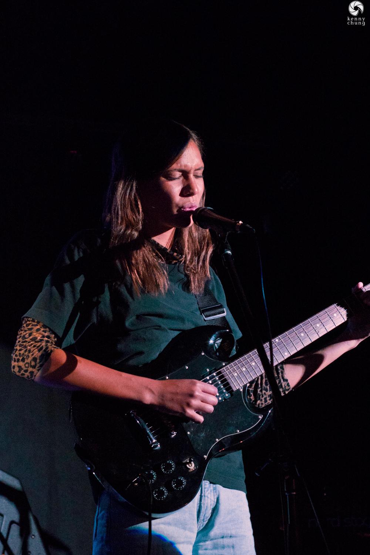 Okay-Kaya (Kaya Wilkins) at Mercury Lounge