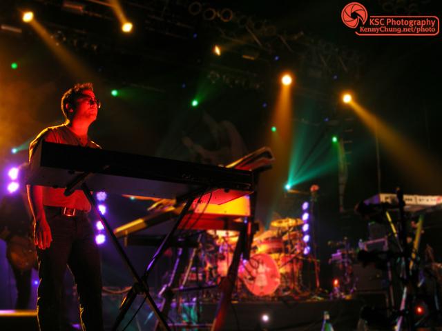 Stars Keyboardist Chris Seligman