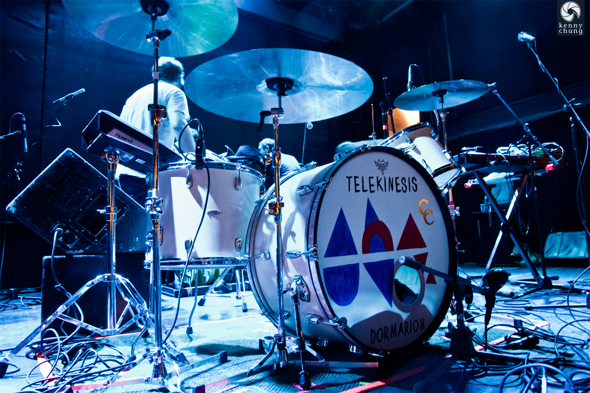 Telekinesis and Deep Sea Diver at Bowery Ballroom concert photos