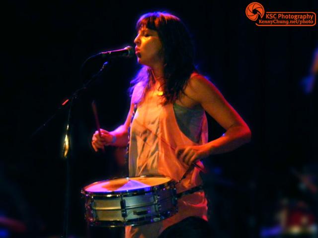 Chica Vas drummer