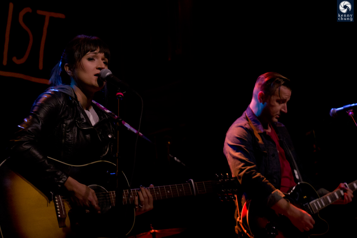 The Wind + The Wave at Rough Trade Brooklyn