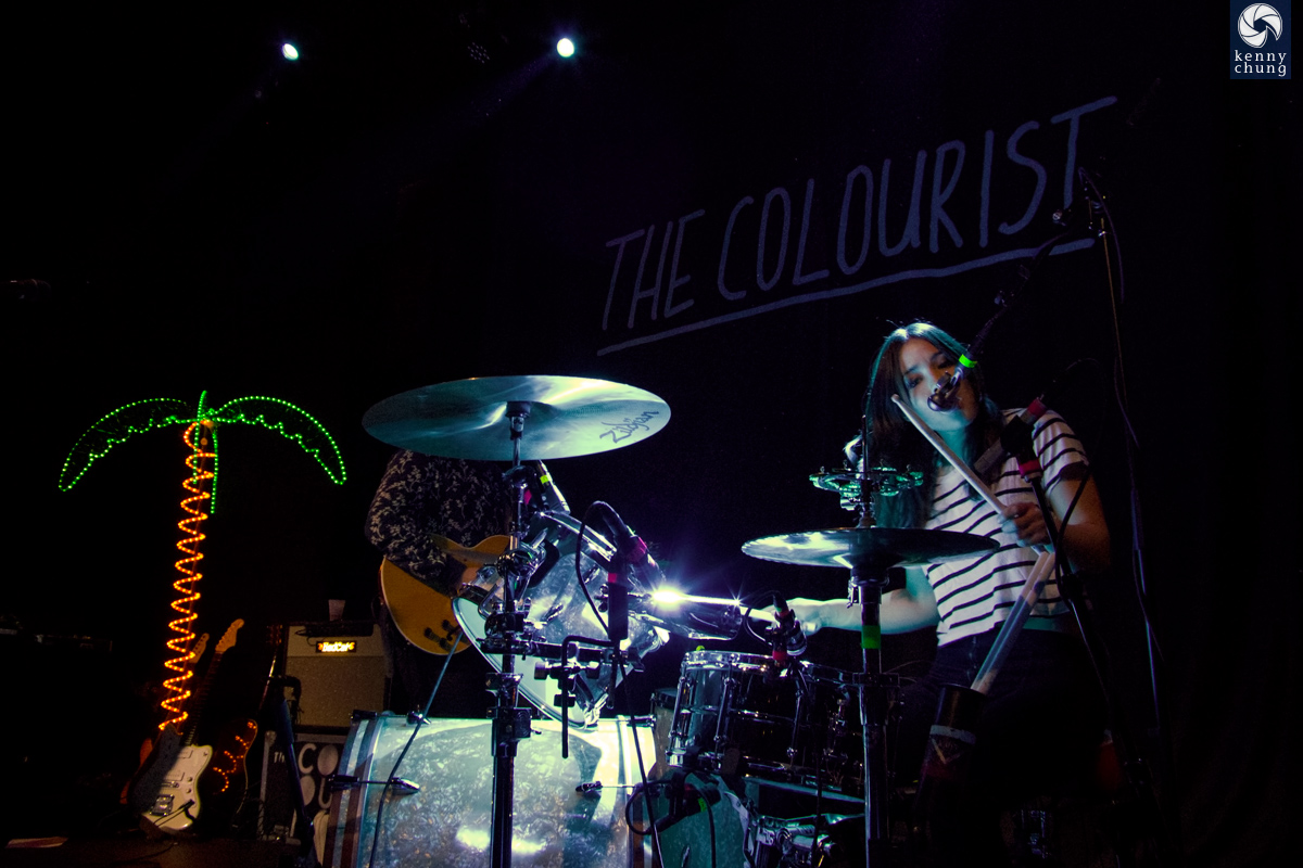 The Colourist at Rough Trade, Brooklyn