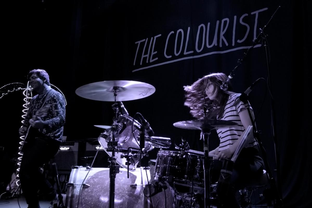 The Colourist at Rough Trade, NY concert photos