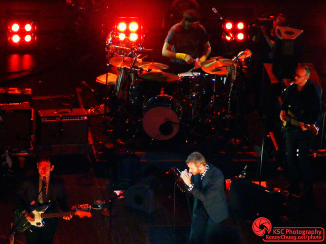The National at BAM, Brooklyn