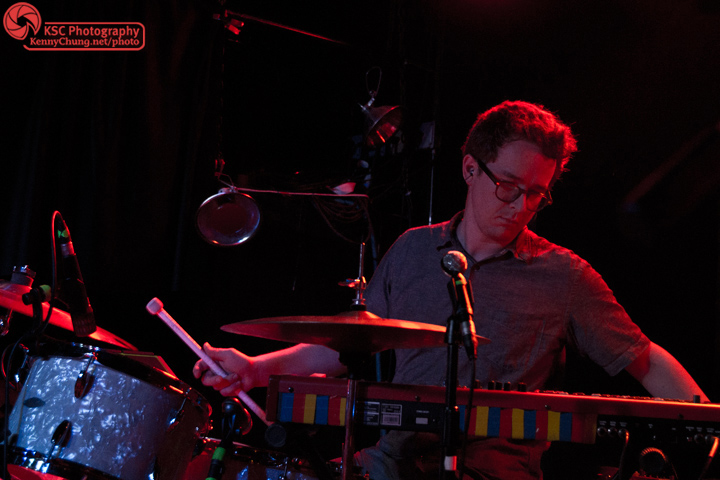 Wye Oak Andy Stack at The Rock Shop