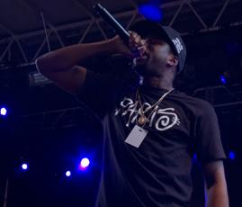 A$AP Rocky at Creators Project NY 2011