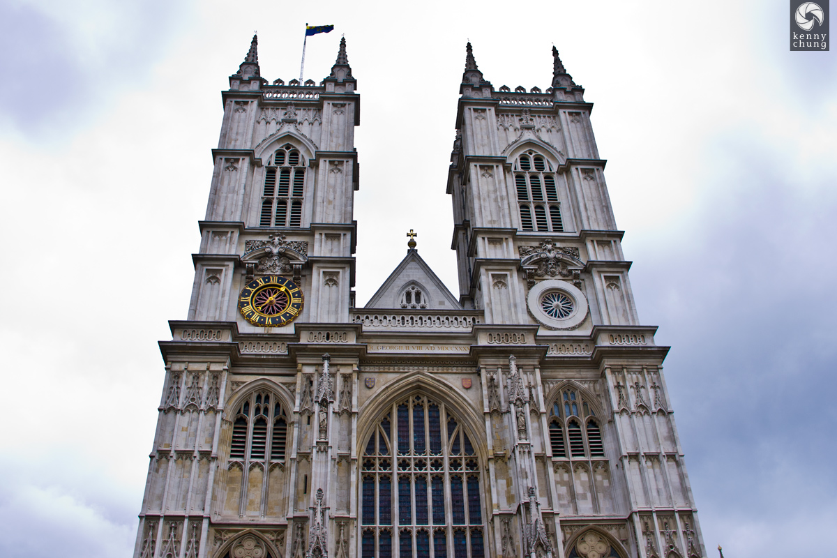 Westminster Abbey (back)