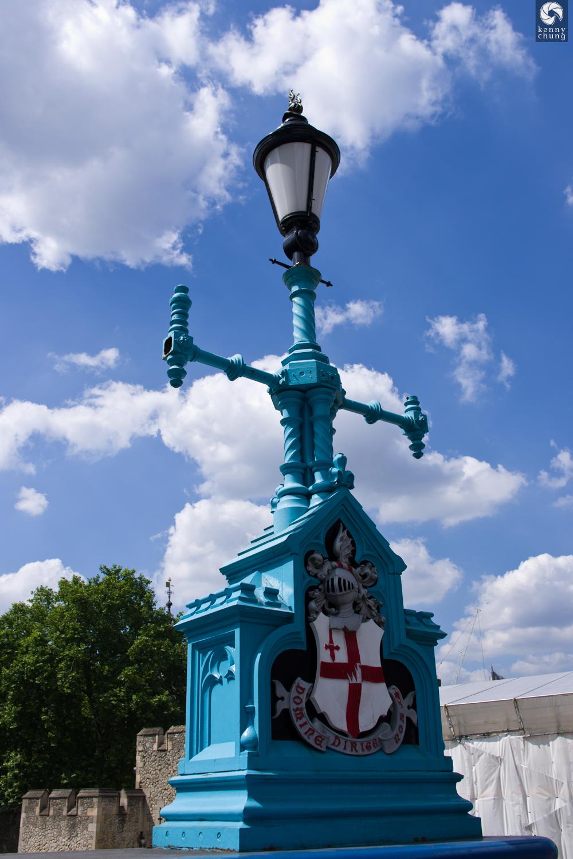 Tower Bridge crest