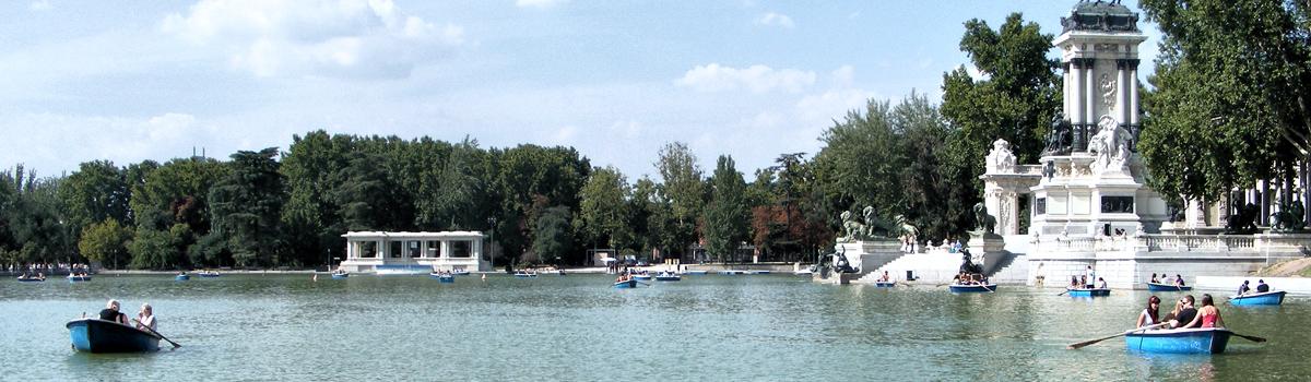 Parque del Buen Retiro (Retiro Park)