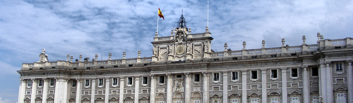 Palacio Real (Royal Palace) & Almudena Cathedral