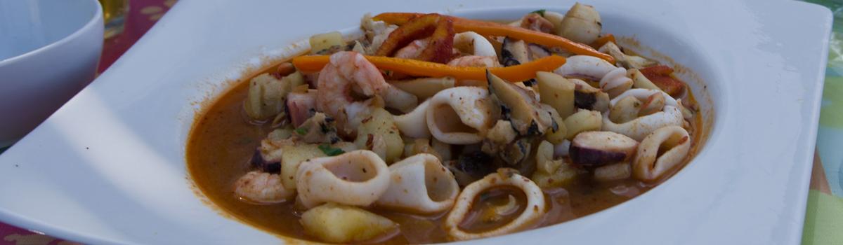 Food in Paracas