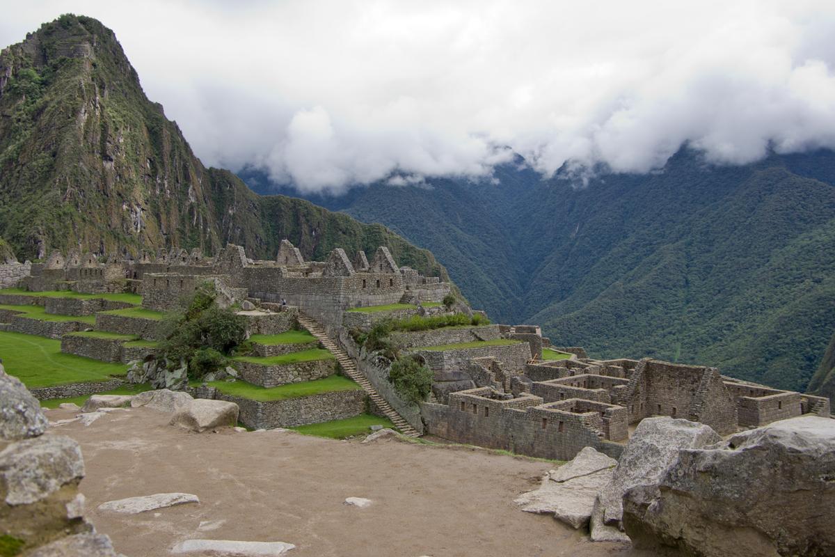 Machu Picchu, Peru vacation photos