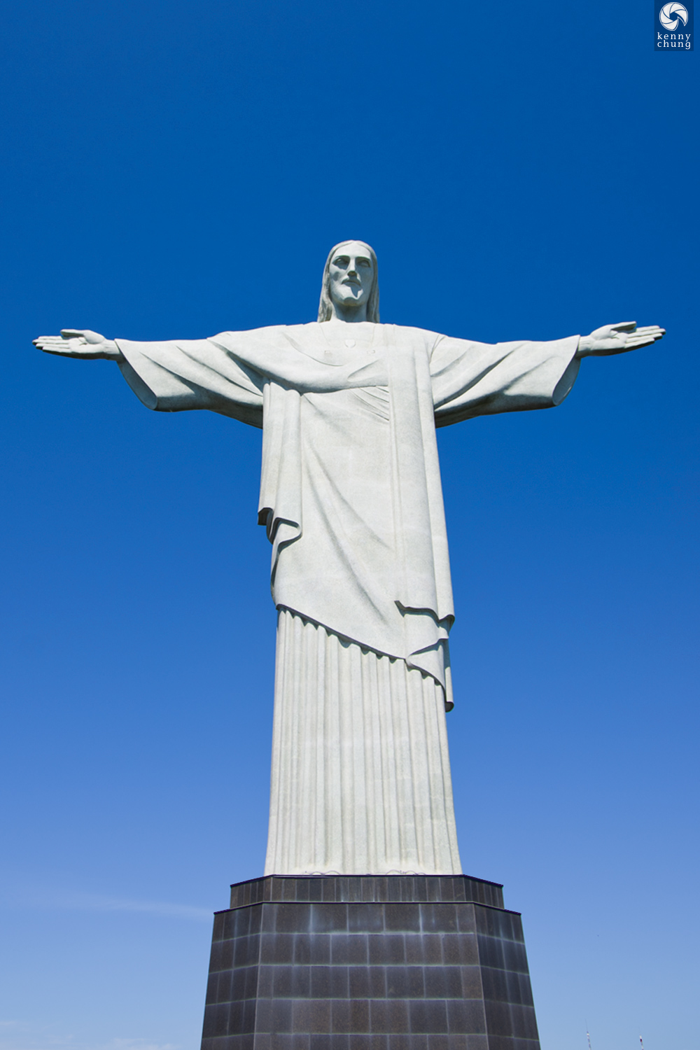 Christ The Redeemer postcard