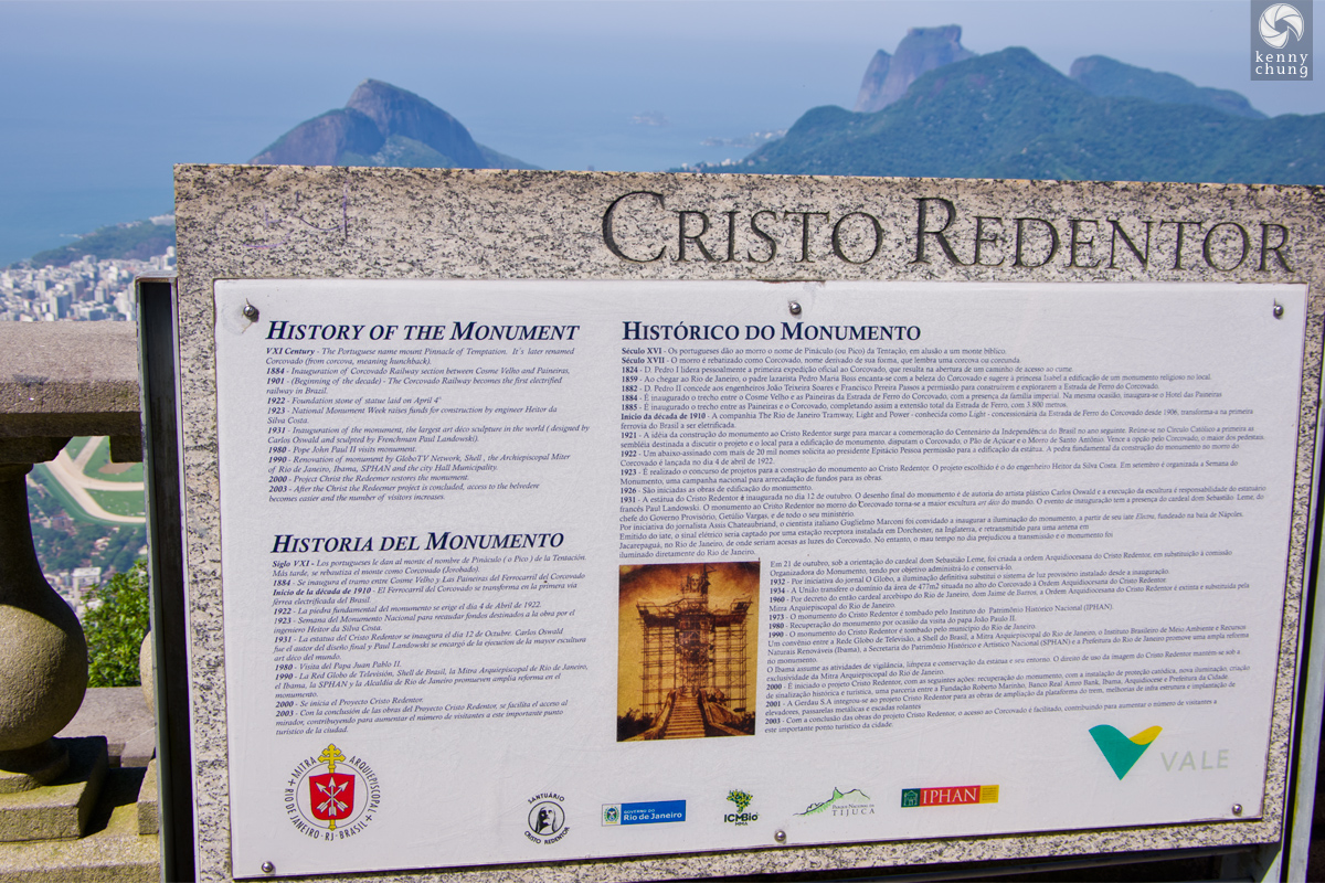 History of Cristo Redentor