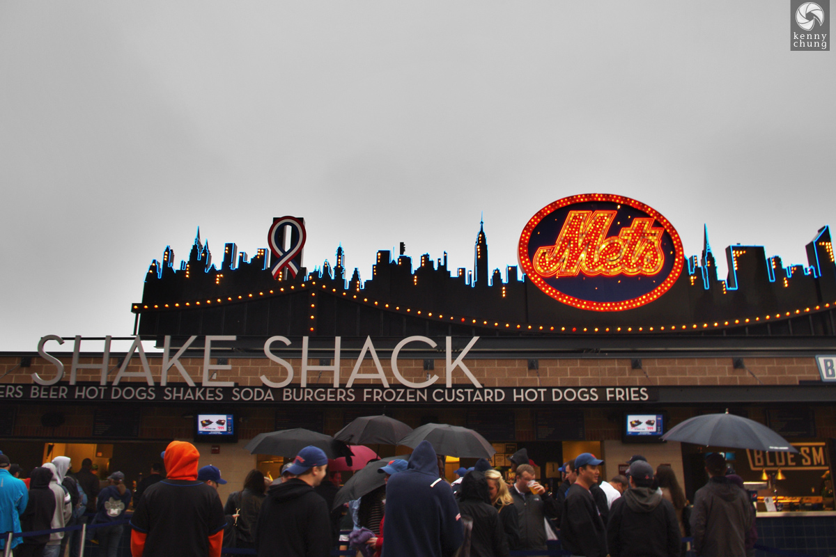 Citi Field Shake Shack