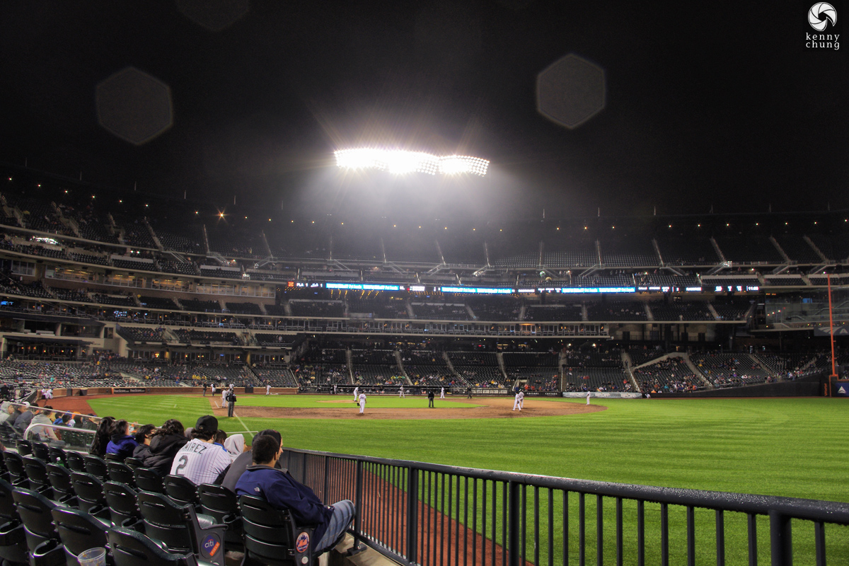 Mets vs. Marlins at Citi Field