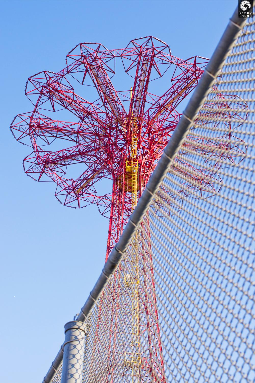 The Parachute Jump at Coney Island