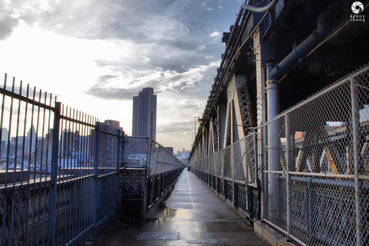 Manhattan Bridge Pedestrian Walkway