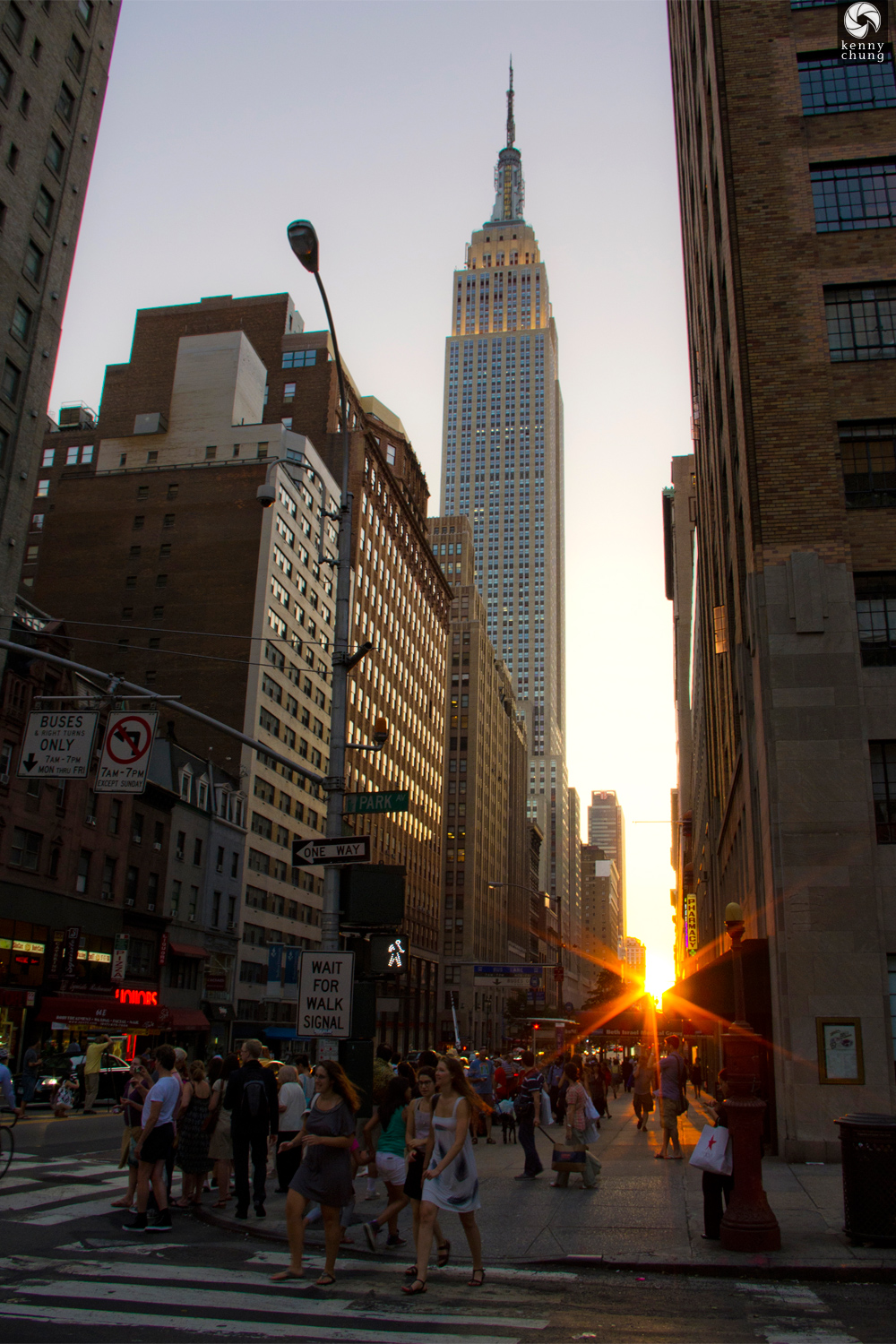 Manhattanhenge starting on July 12