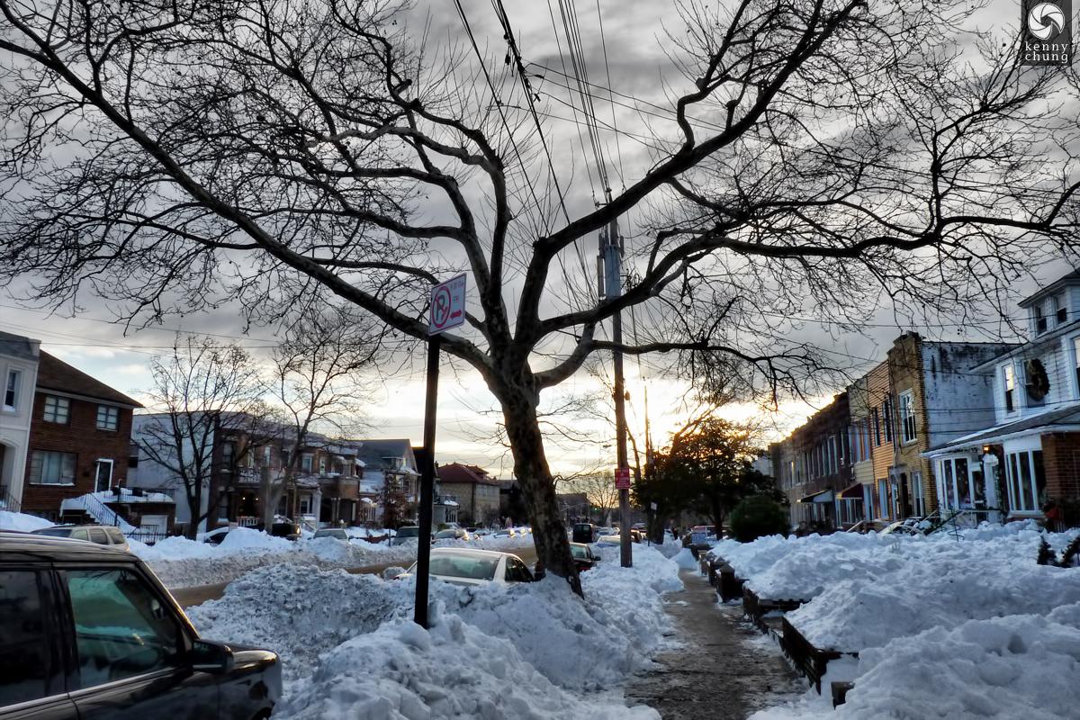 Snowpocalypse 2010 in Brooklyn